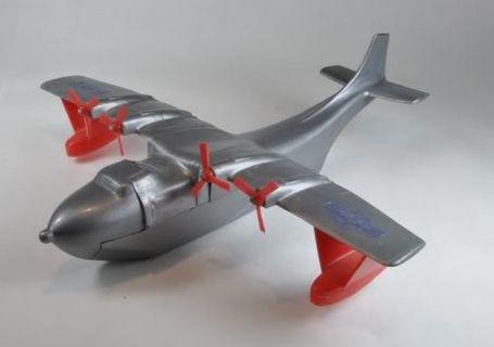 Eldon Big plain, 1950's toy.
