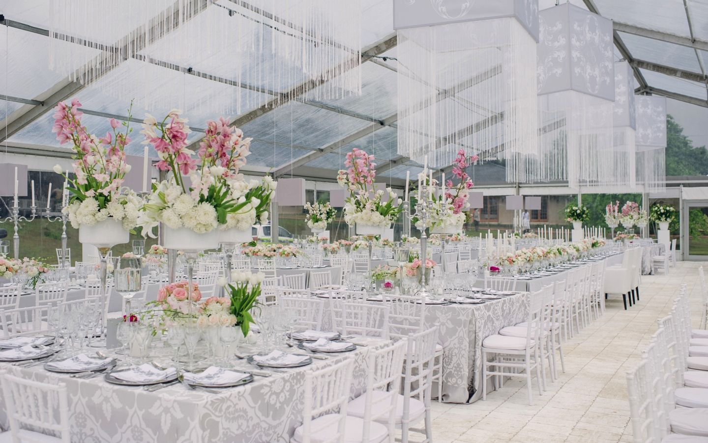 Explore Grey And White Wedding Reception More