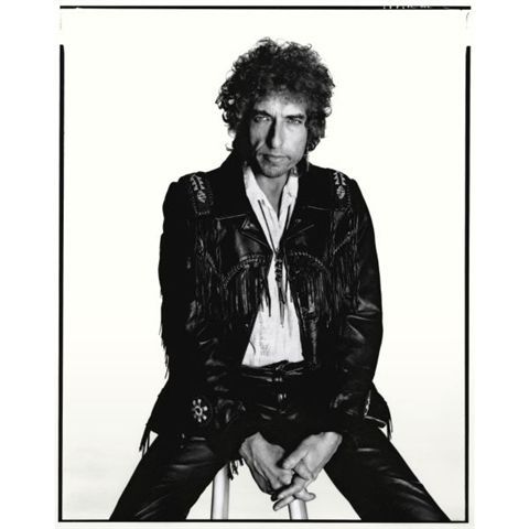 David Bailey's Rock and Roll Heroes - Bob Dylan