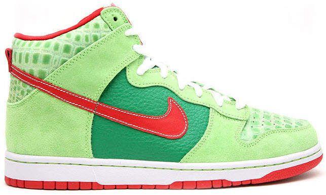 purchase cheap 31db4 92271 Nike Dunk SB High Pro Dr. Feelgood