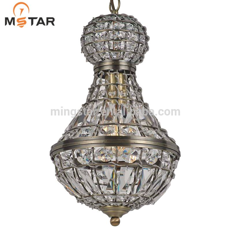 Hot Sell Modern Home single pendant lights crystal Pendant Lighting