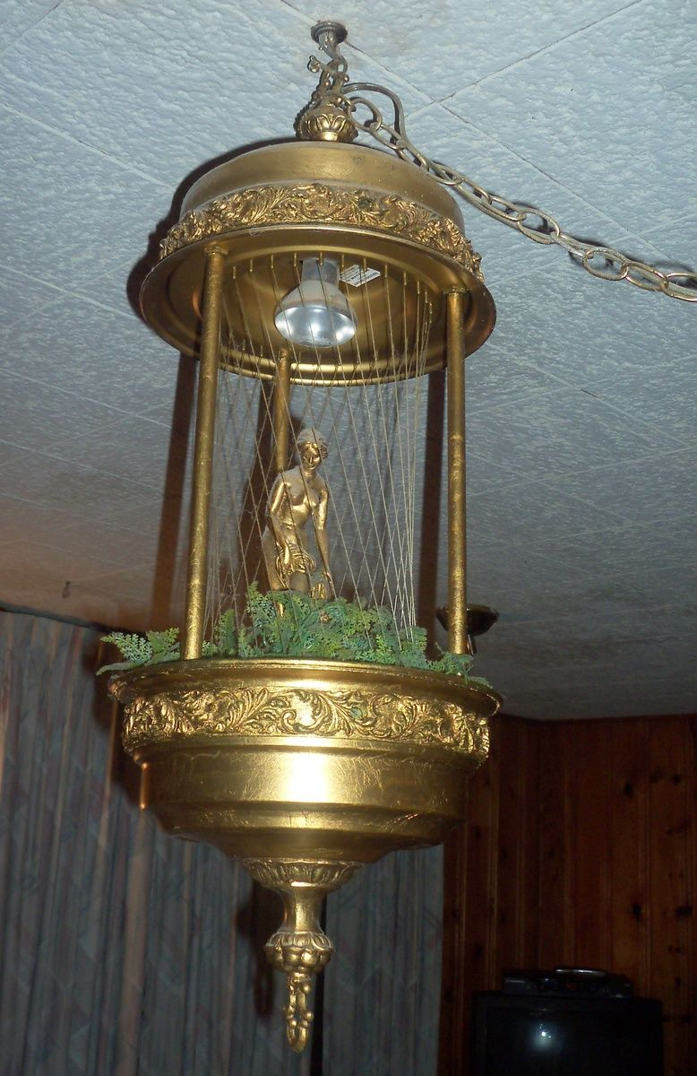 How to Add Oil to a Vintage Rain Oil Lamp. Stepbystep