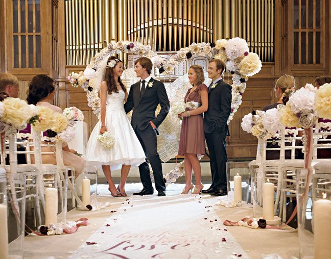Image Detail For Recreating Our Vintage Chic Wedding At The Opera House Weddingstar
