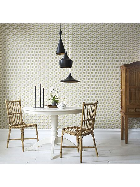 Attractive Graham U0026 Brown Beige/green Ling Wallpaper   House Of Fraser