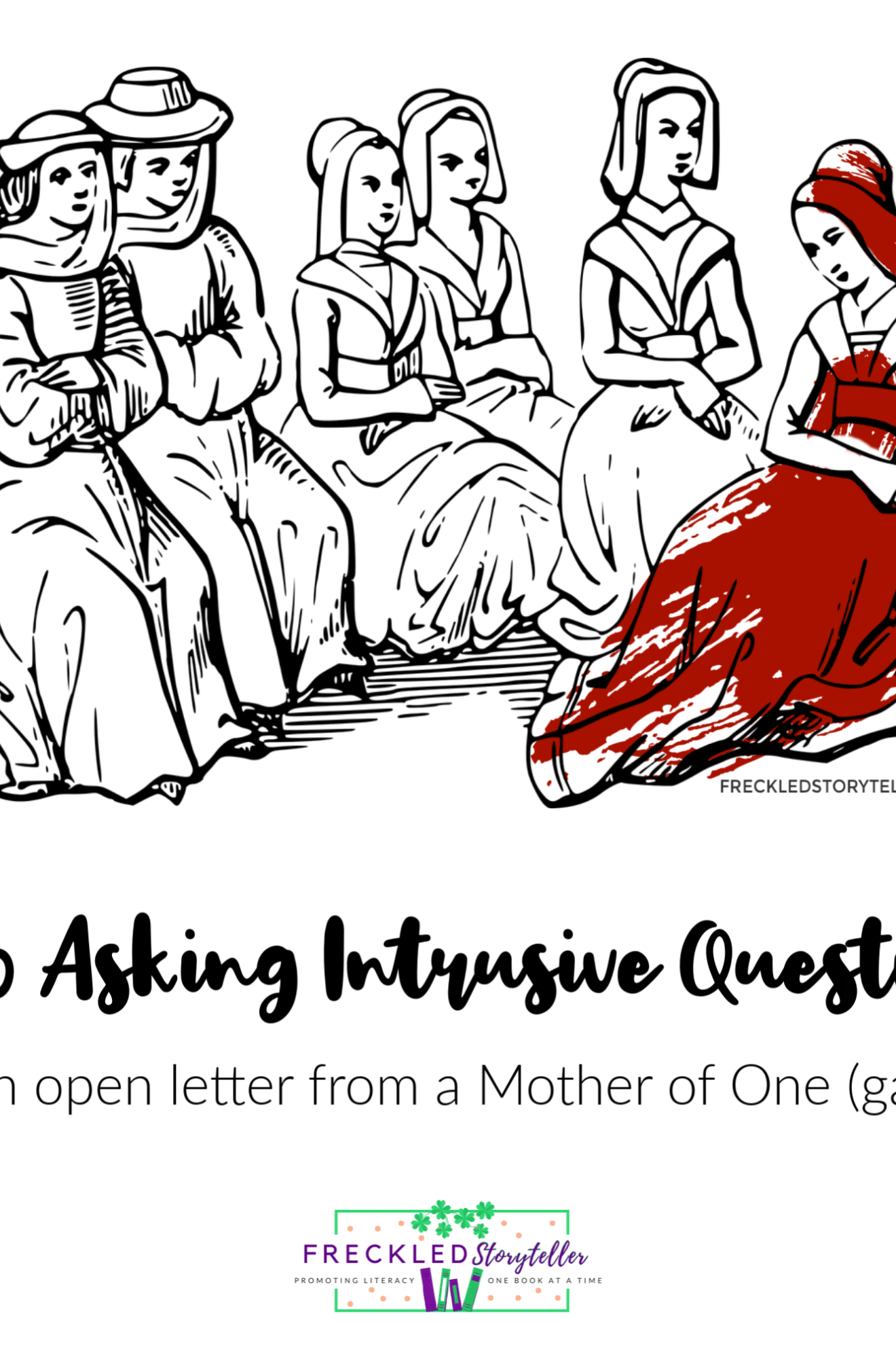 Stop Asking Intrusive Questions An Open Letter From A