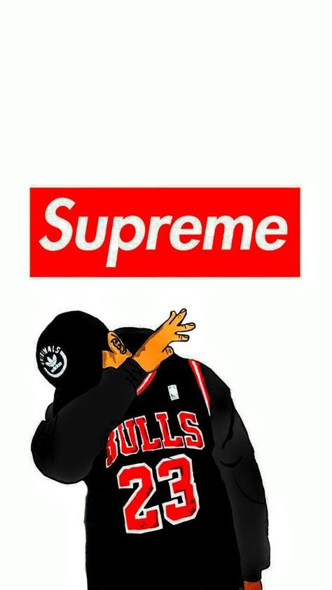 Supreme Bulls wallpaper by Eking1897 - 731d - Free on ZEDGE™