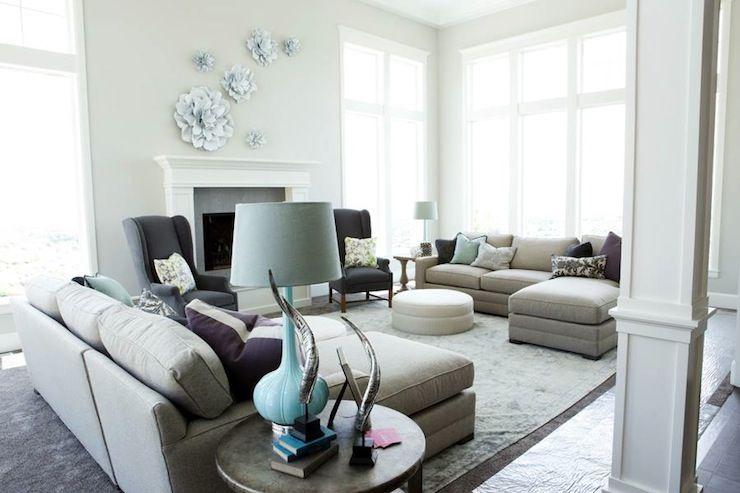 Living Room Furniture Utah davies development - living rooms - living room, face to face