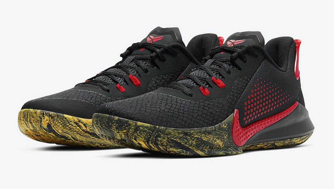 Nike Mamba Fury, Première Paire Hommage à Kobe Bryant - Essential ...