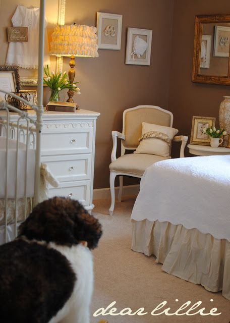 The New Nursery, Cottage of the Month, and A Winner by Dear Lillie