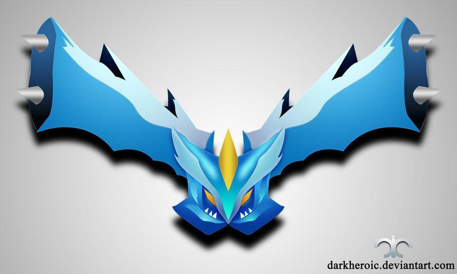 Kyurem by darkheroic.deviantart.com on @deviantART