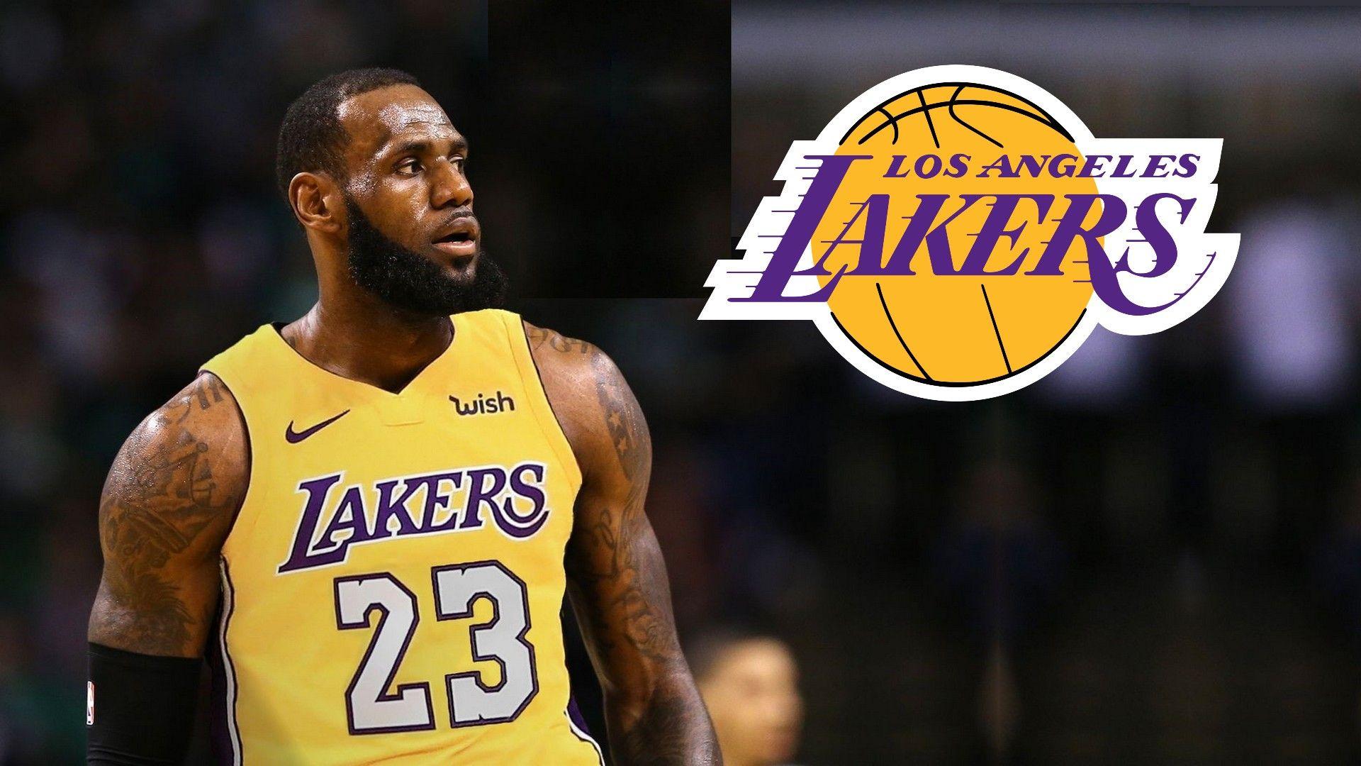 Lebron James Lakers Jersey Desktop Wallpapers In 2020 Lebron James Lakers Lebron James Lakers