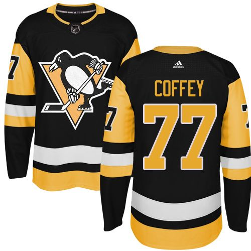 Men s Adidas Pittsburgh Penguins Sidney Crosby Premier Black Home NHL  Jersey UK Sale a27729fa5