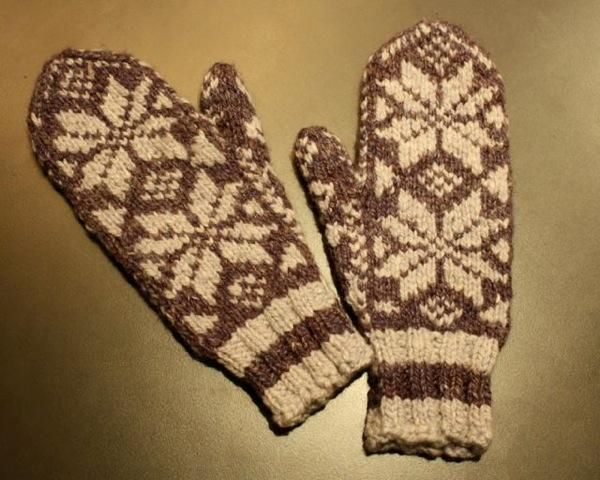 10 Free Fair Isle Knitting Patterns On Craftsy Pinterest Mittens