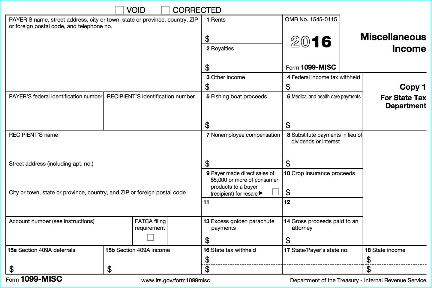 Pin by Template Design on templates What is a 1099, Irs