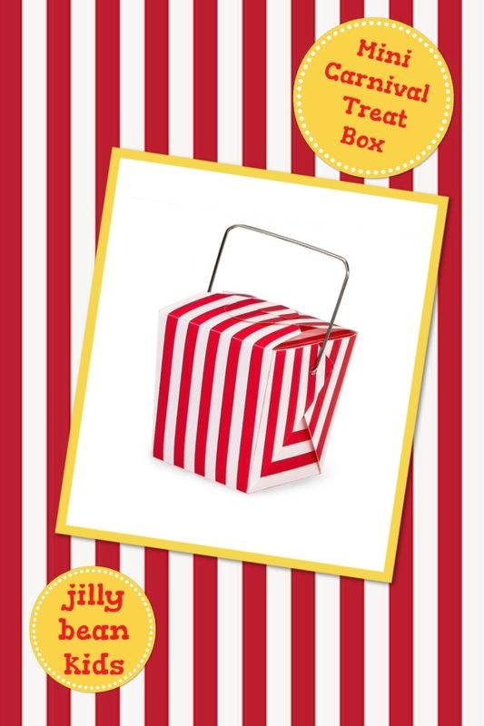 carnival decorating supplies,festooning,crepe paper,red white stripe,circus,balloons,tent,favors