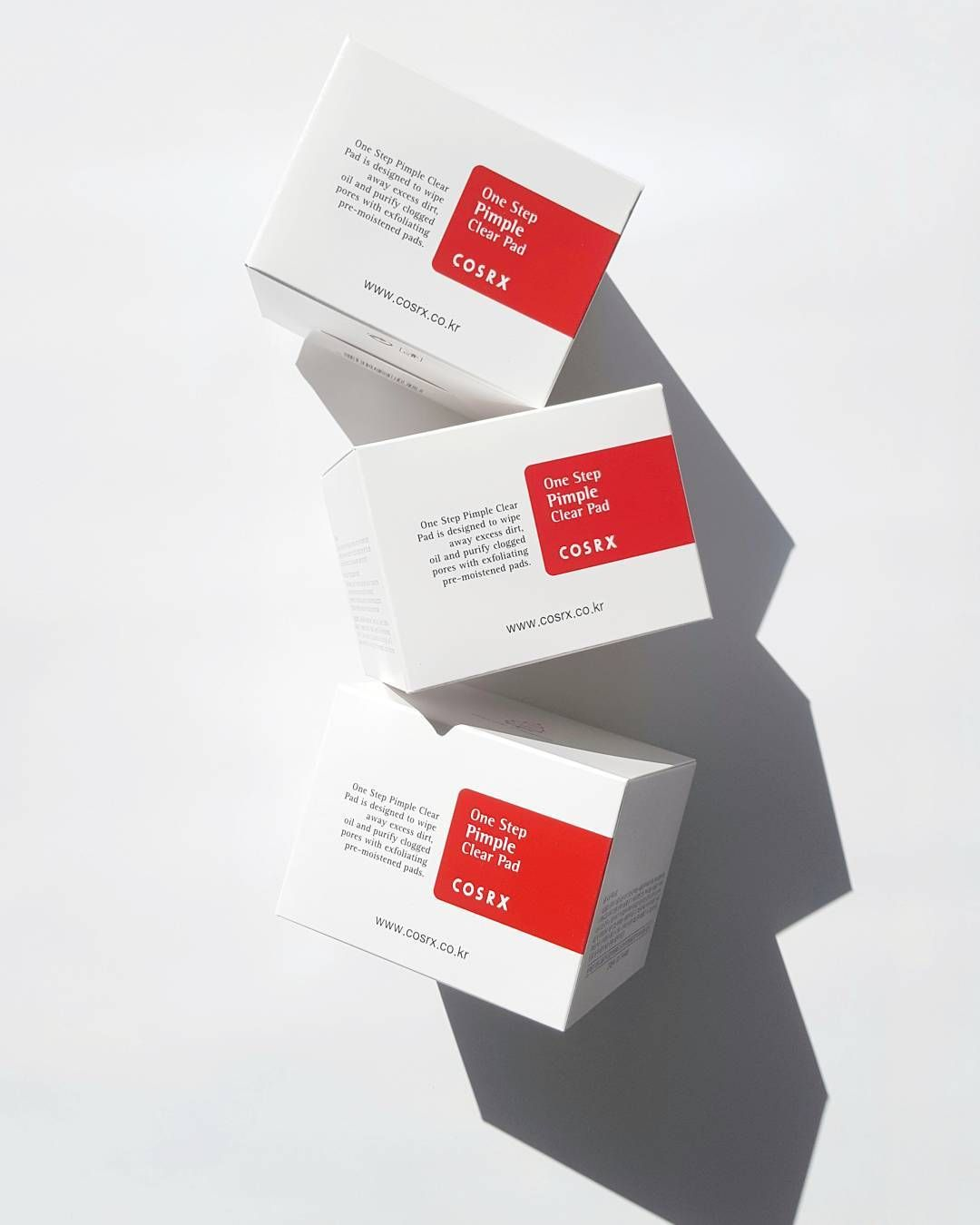 The One Step Pimple Clear Pad Has Won Numerous Awards And Remains On Many Best Seller Lists Cosrx First Step Pimples