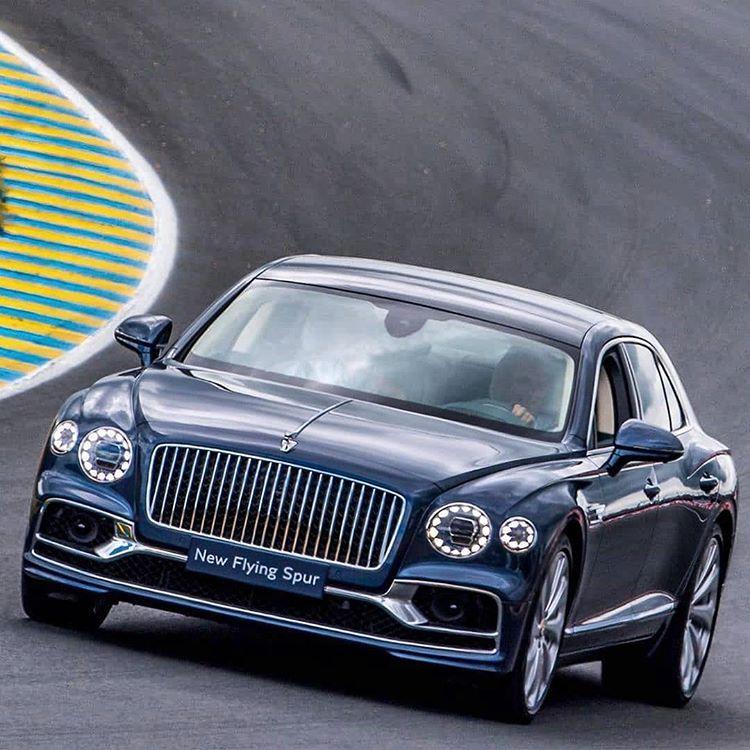 Bentley Flying Spur, New Bentley, Super Cars