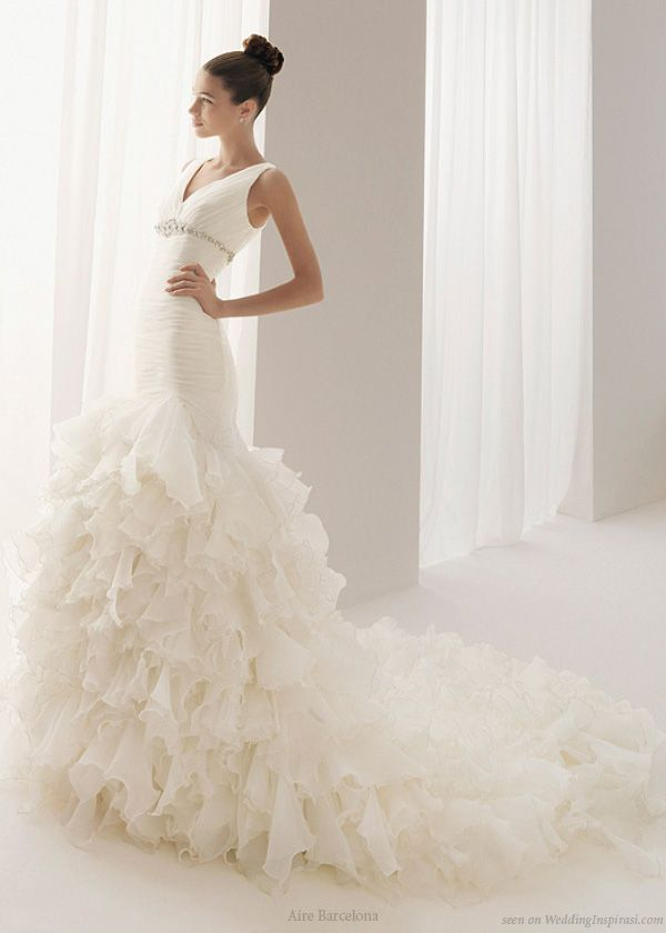 Alquiler de vestidos de boda barcelona