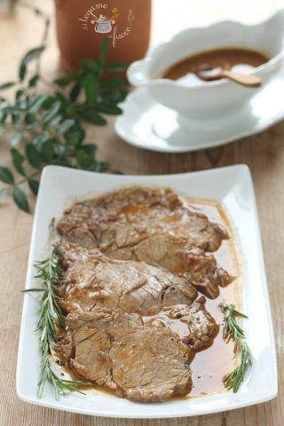 Photo of Piedmontese roast – recipe – In the pan on the fire