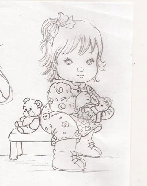 Pin Do A Mariana Matias Em Desenhos Para Pintar: Riscos De Elefantinhos Para Fraldas Desenhos E Riscos
