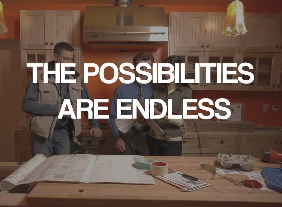 Endless Possibilities Start Here Outdoor Remodel Contractors Remodel