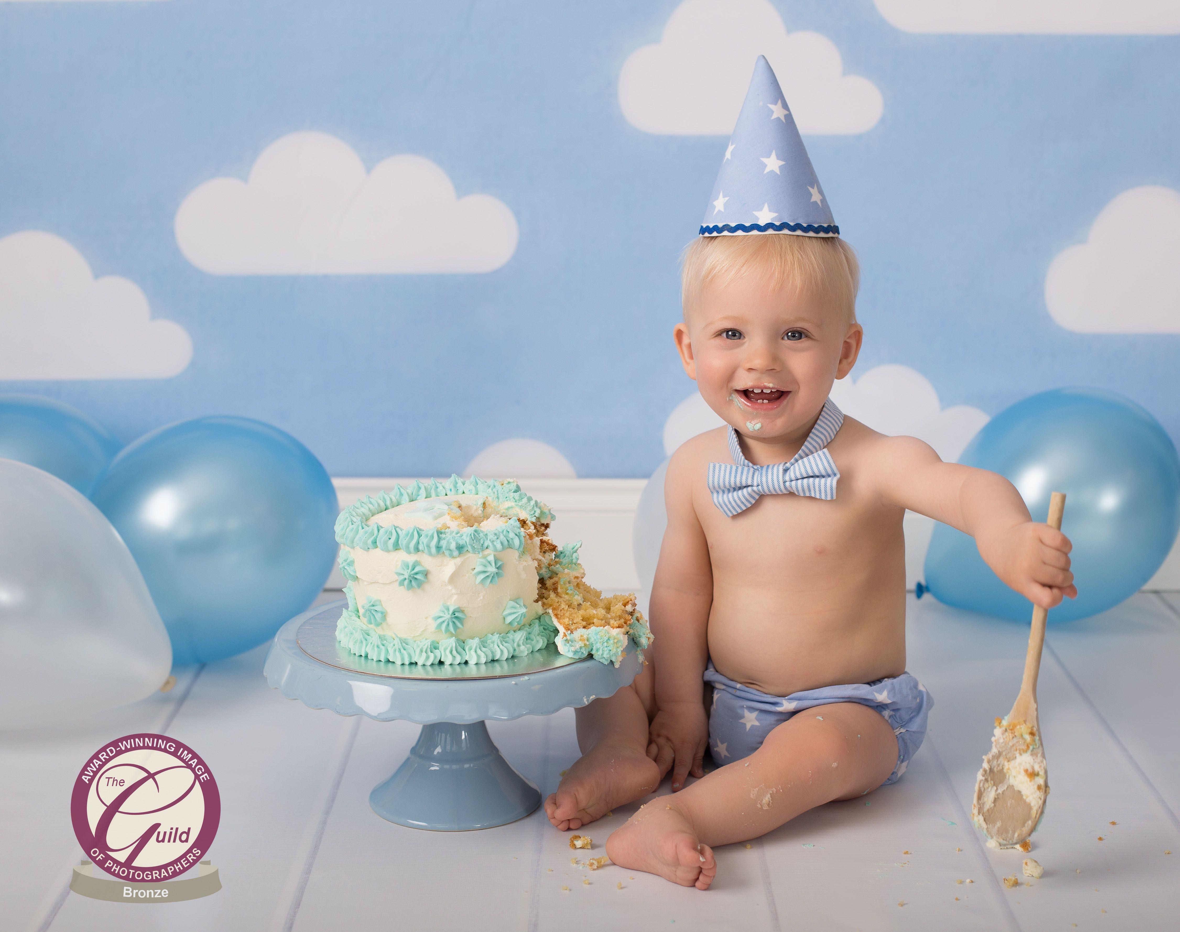 Cake smash gallery lauren murphy photography fiesta