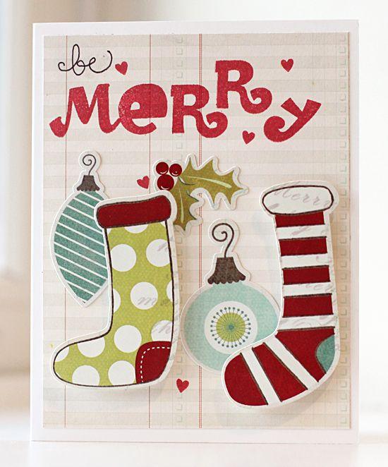 virtual smooches sassy script christmas card - Virtual Christmas Cards