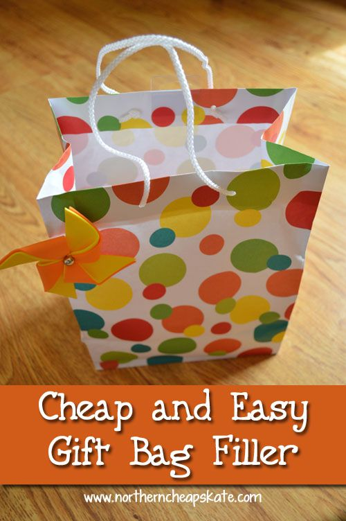 More Gift Bag Than Try This And Easy Filler To Give