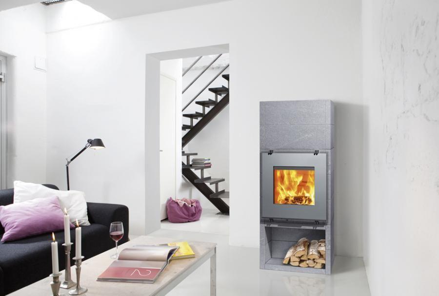 Tulisijat | TaloTalo | Rakentaminen | Remontointi | Sisustaminen | Suunnittelu | Saneeraus #tulisija #sisustus #kaita #fireplace #modern #decor #talotalo