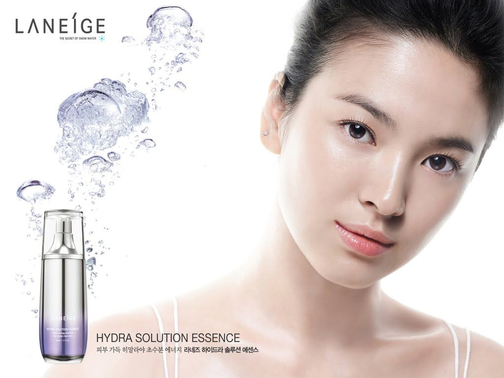 o0SerenityAngel0o: Laneige Natural Beauty Makeup Tutorial ...