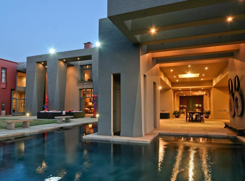 Rich African Houses A Look At 4 Contempora...
