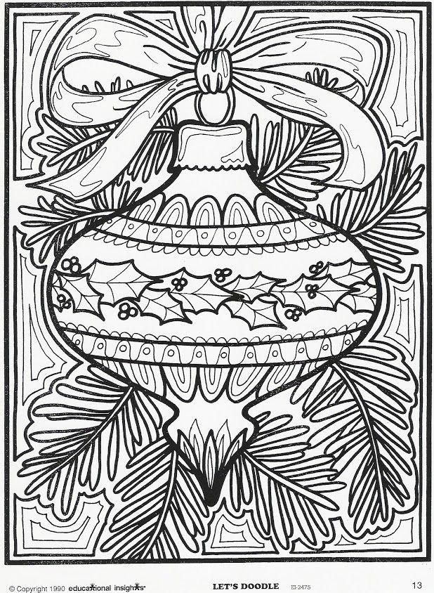 More Let\'s Doodle Coloring Pages! | Mandalas, Repujado y Colorear