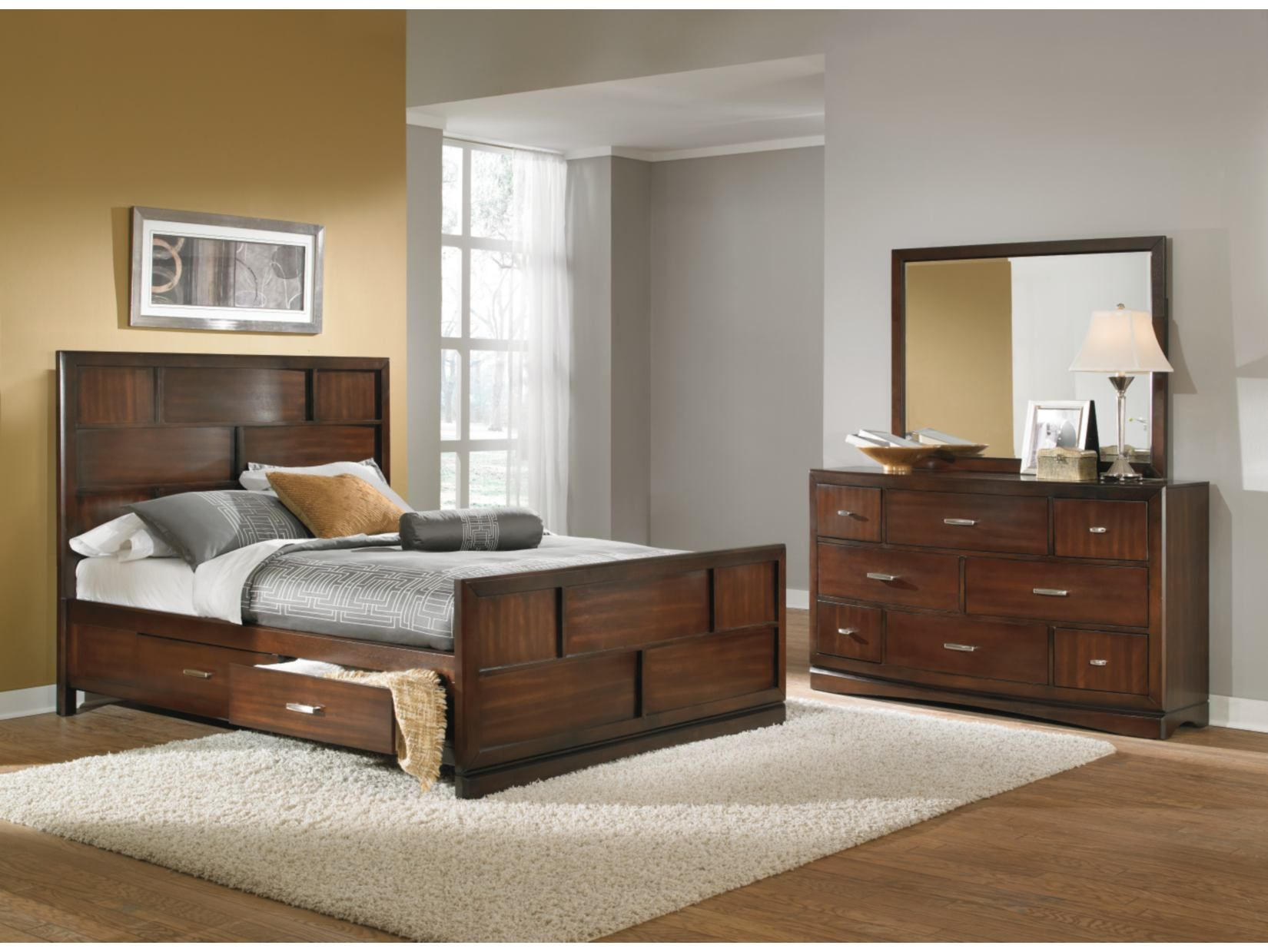 Toronto 5 PC Bedroom Package Value City Furniture