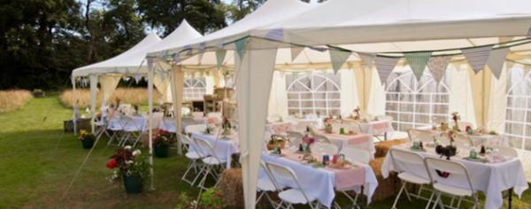 tonnelle-tente-garden-party-bapteme | MARIAGE | Pinterest