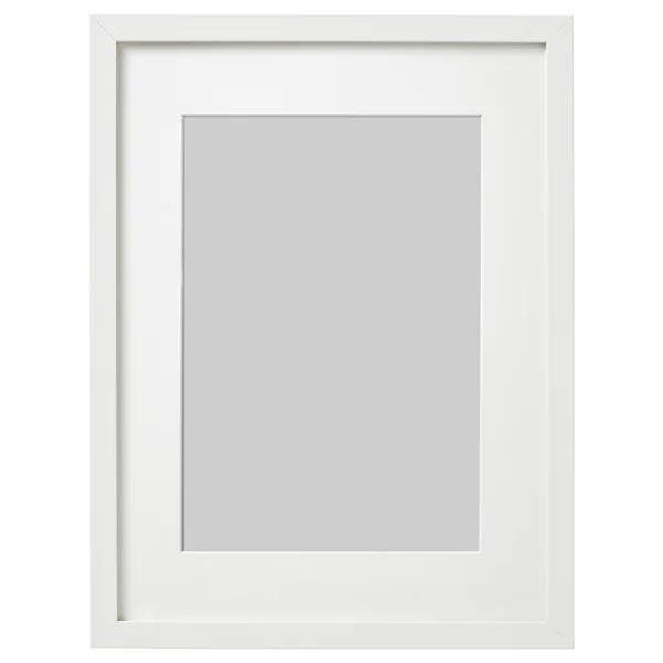 Ribba Frame White 12x16 Ikea In 2020 Ribba Frame Frames On Wall Frame