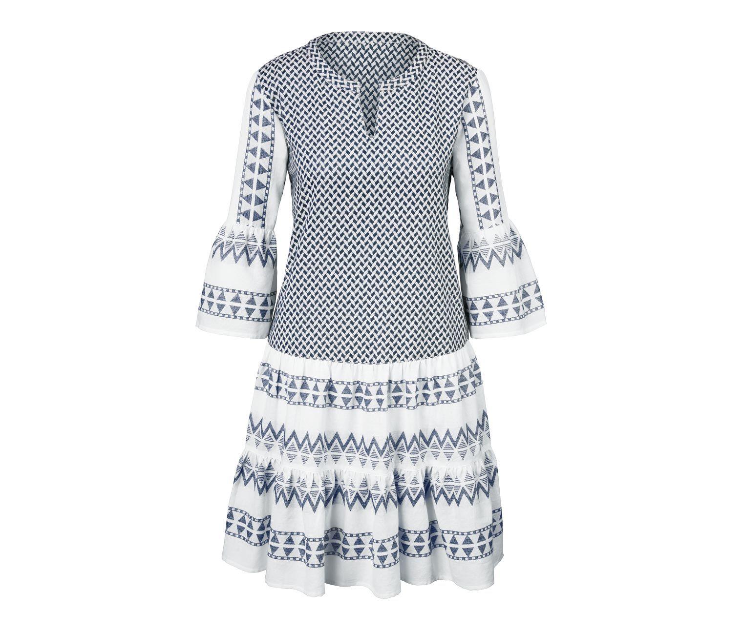 Triangle Damen Kleid Amazon De Bekleidung 12