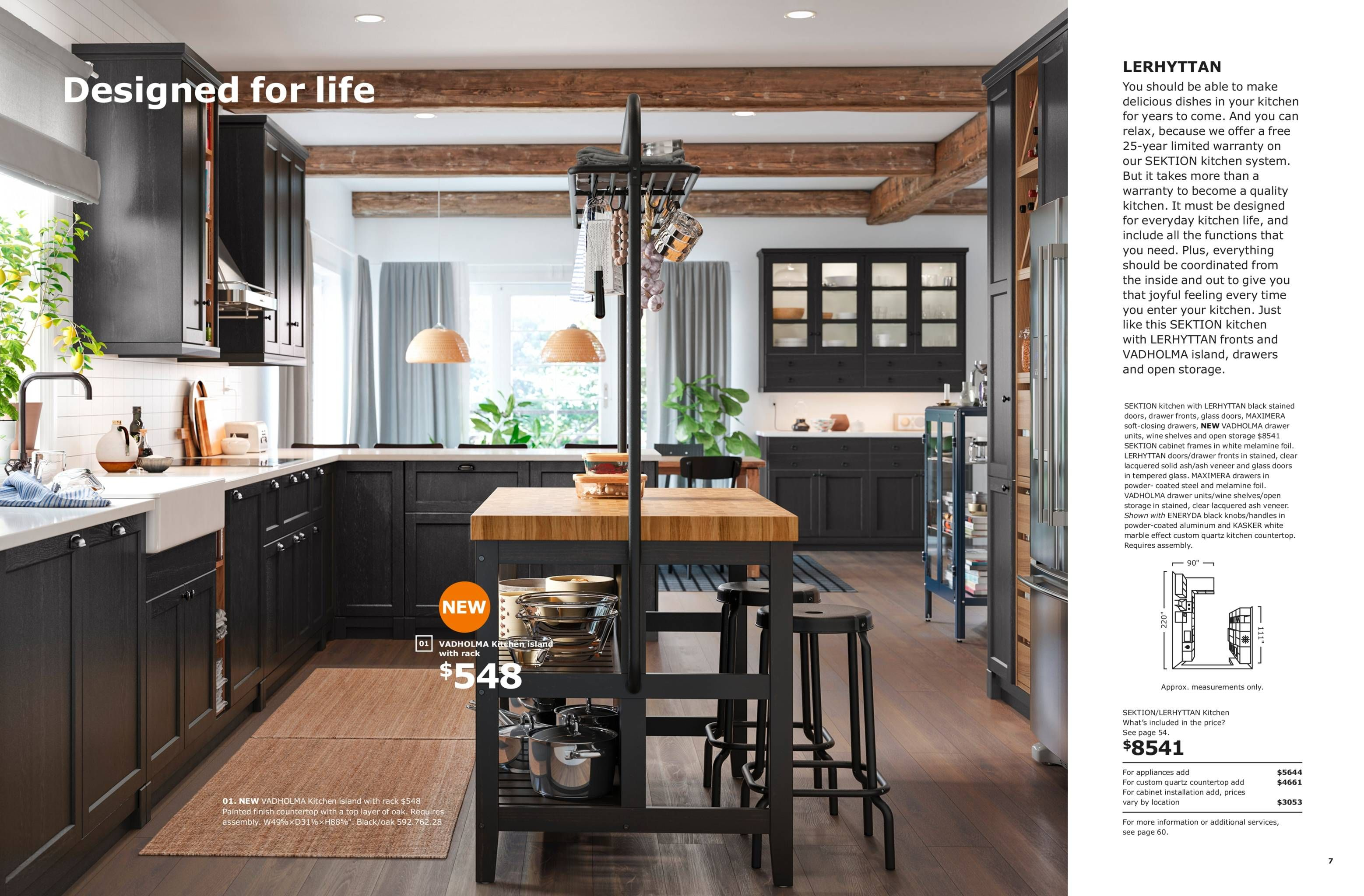 KITCHENS 2019 IKEA Kitchen Brochure 2019 Ikea 부엌, 부엌