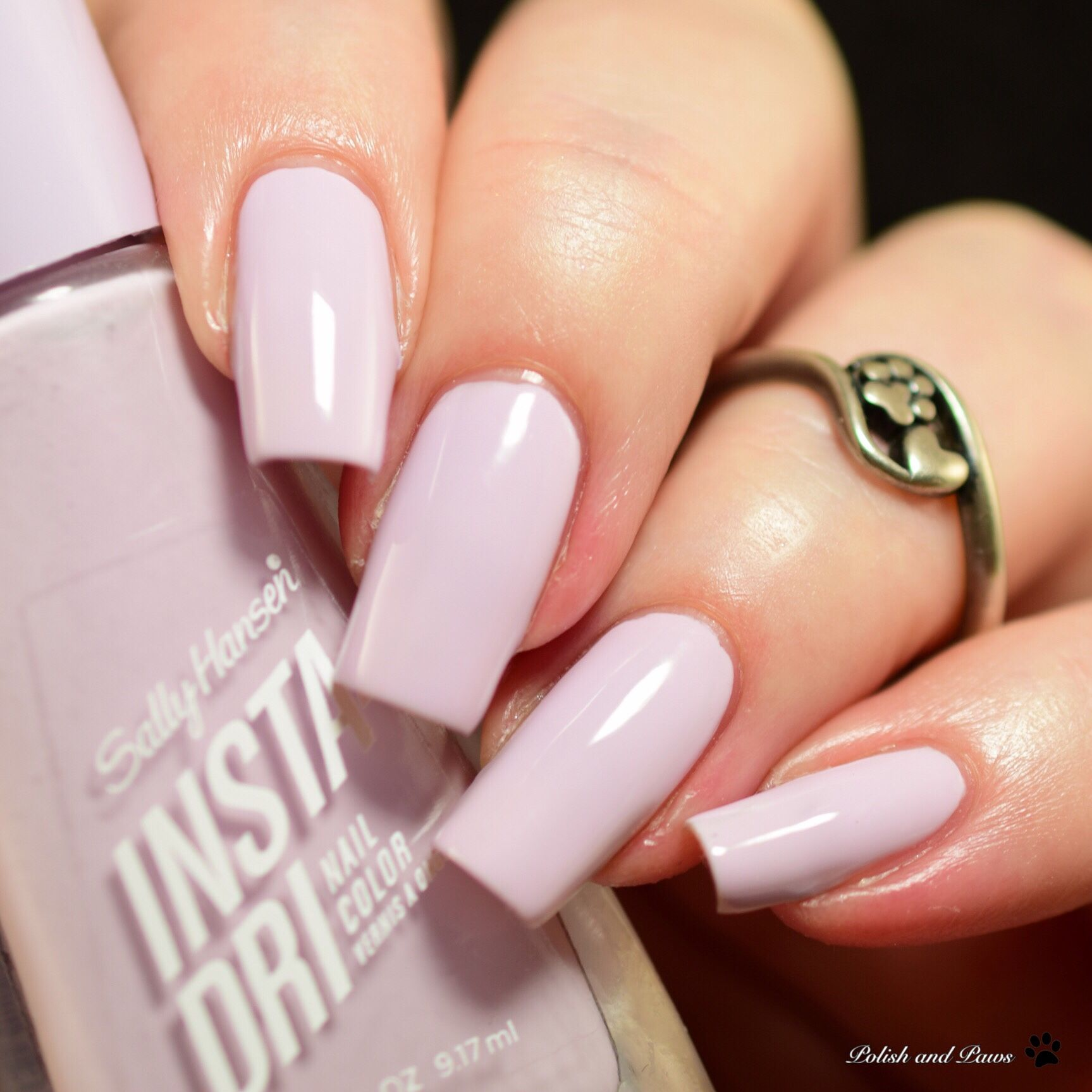 Sally Hansen InstaDri Heather Hustle Sally hansen nail