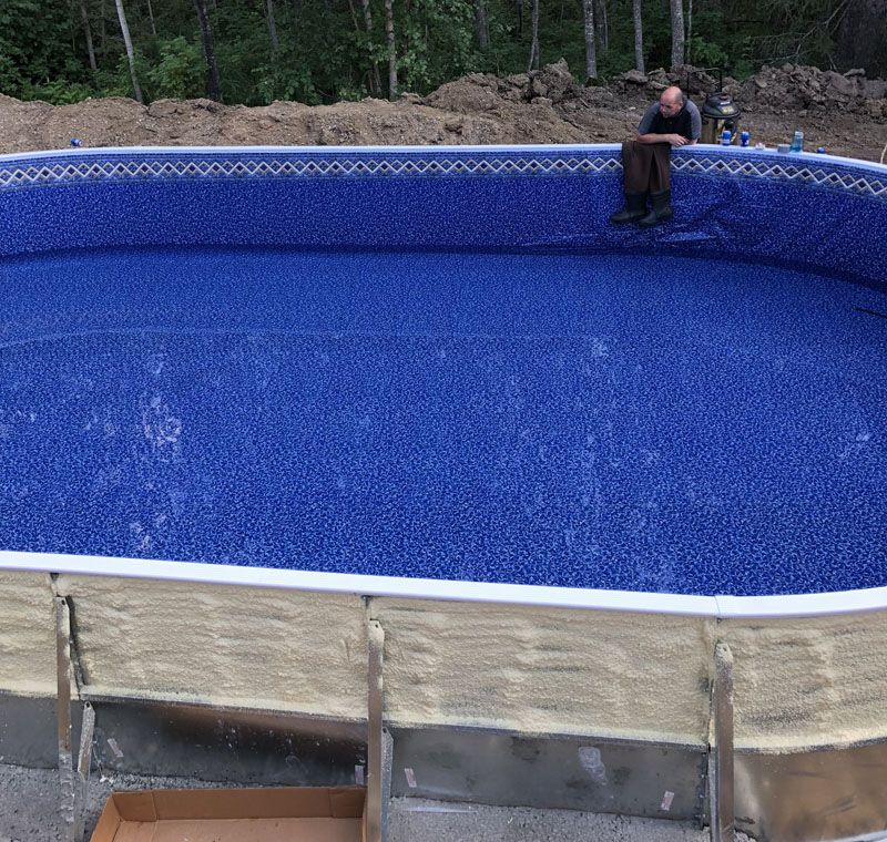 Semi Inground Pools Pool Semi Inground Pools Pool Supplies