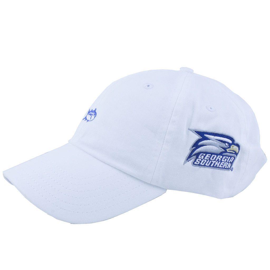 in stock 546f6 9b90a ... gsu 1627739362 6920f 44196 new zealand georgia southern collegiate  skipjack hat in white by southern tide e814d f97bb ...