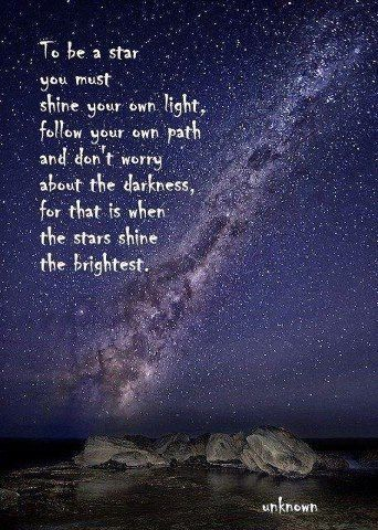 Inspirational About Stars In The Sky Quotes Quote Addicts Quotes