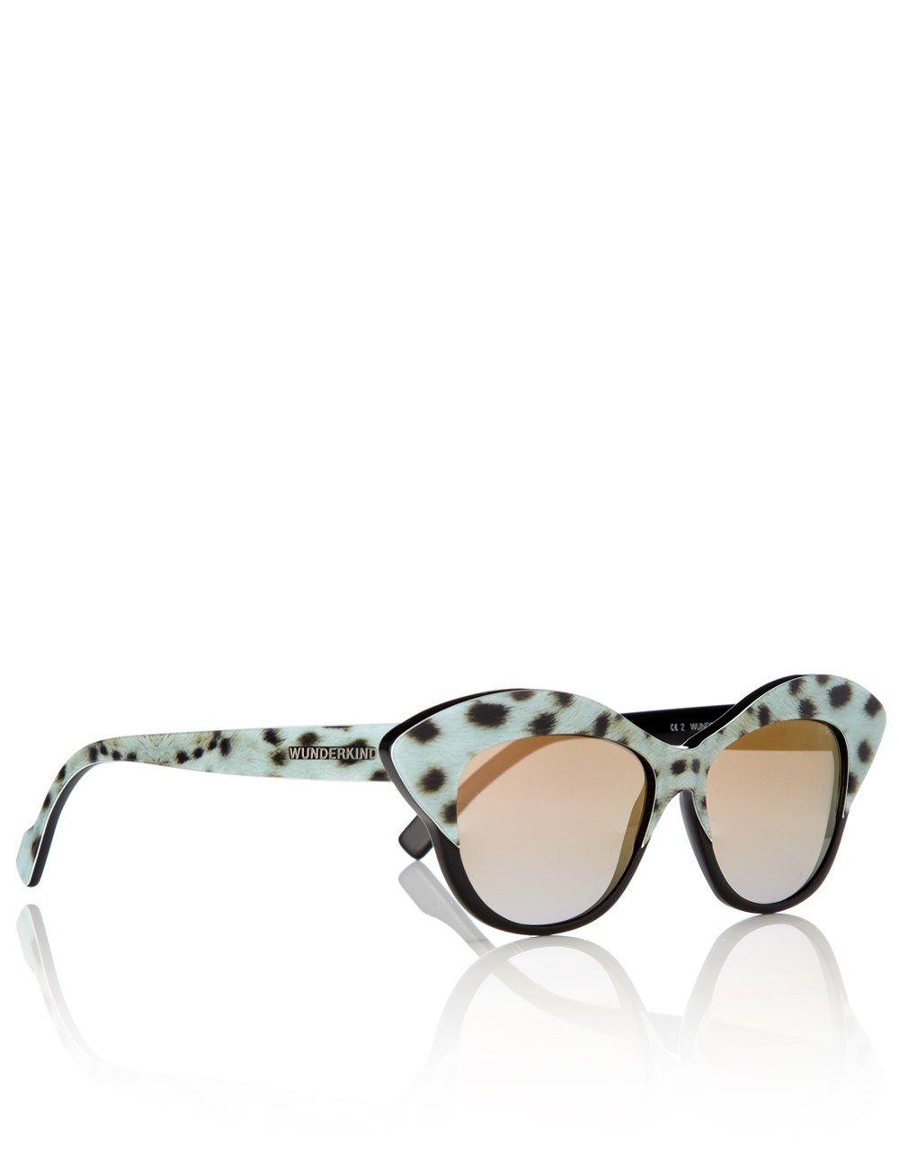 b72e2bb418ba Wunderkind Ocelot Sunglasses | I heart Fashion | Sunglasses, Glasses ...