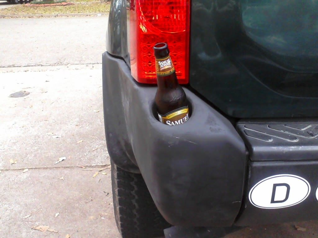 How to the riehle mod beer holder for 1st gen