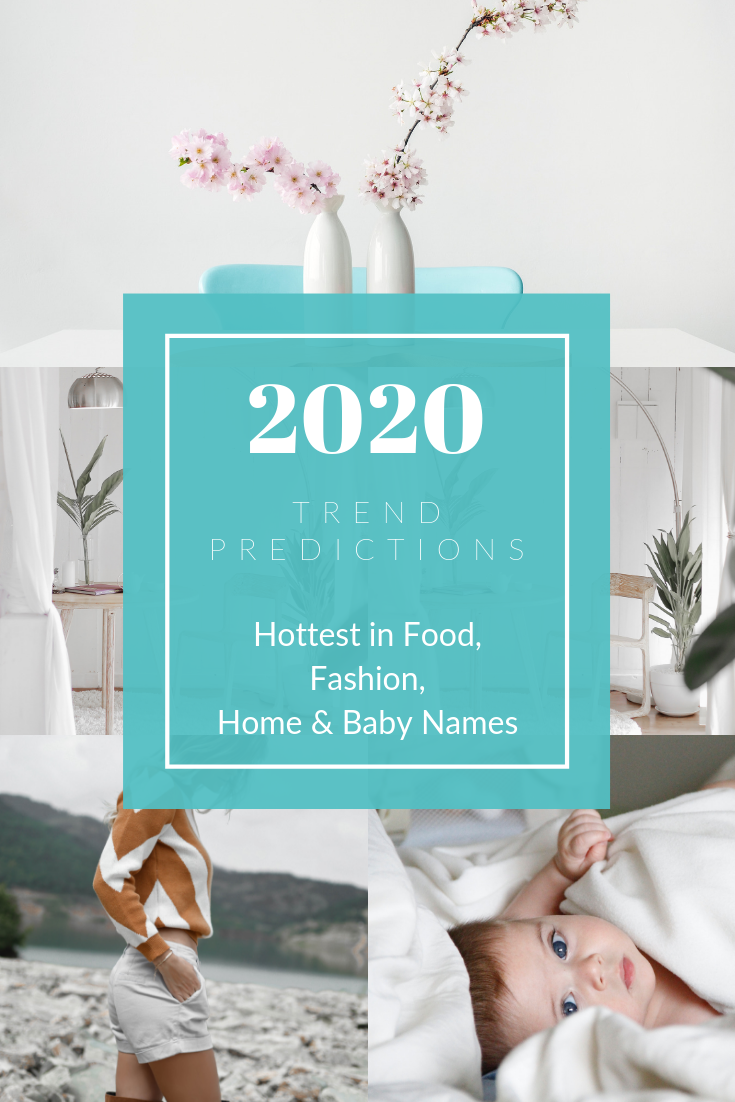 2020 Trend Predictions What S Gonna Be Hot In Fashion Food Home