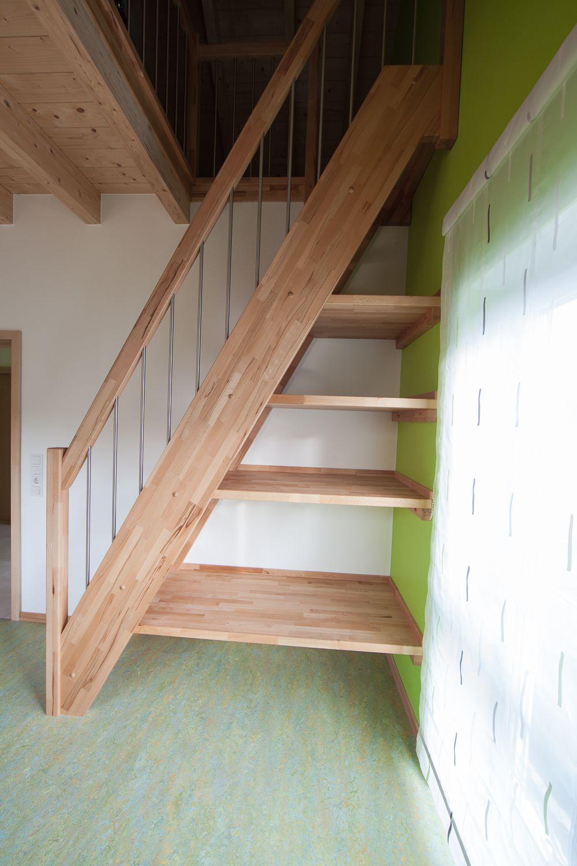 pin von catharina scharmberg auf einrichtung verbessern pinterest treppe dachboden und. Black Bedroom Furniture Sets. Home Design Ideas