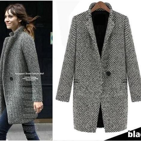 9c12d81b9a14 Stylish Fall And Winter Trench Coat on Luulla | Fashion Story in ...