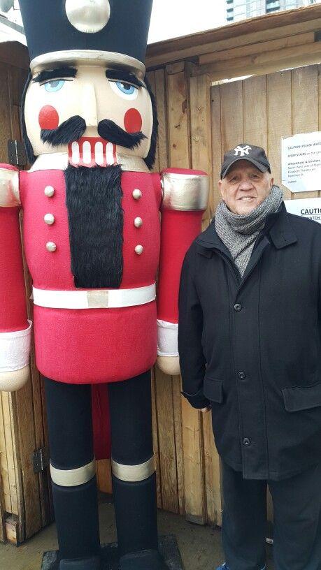 European Christmas  Market - Vancouver BC 2015