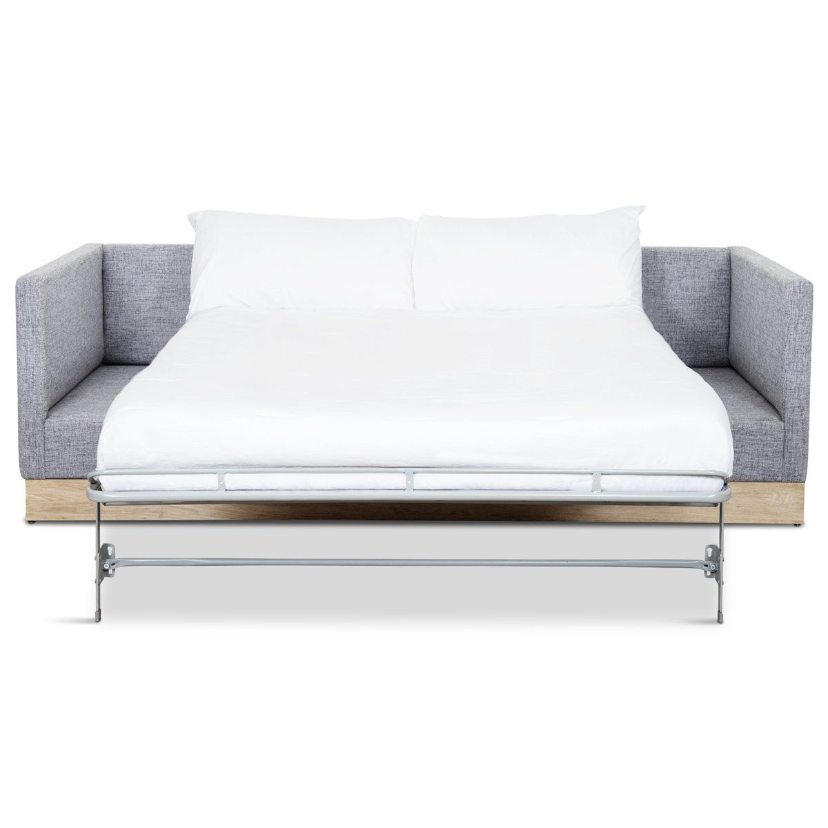 Sorrento Sofa With Pull Out Memory Foam Mattress Default Title In 2021 Comfortable Sofa Bed Versatile Sofa Pull Out Sofa Bed Sofa beds memory foam mattress
