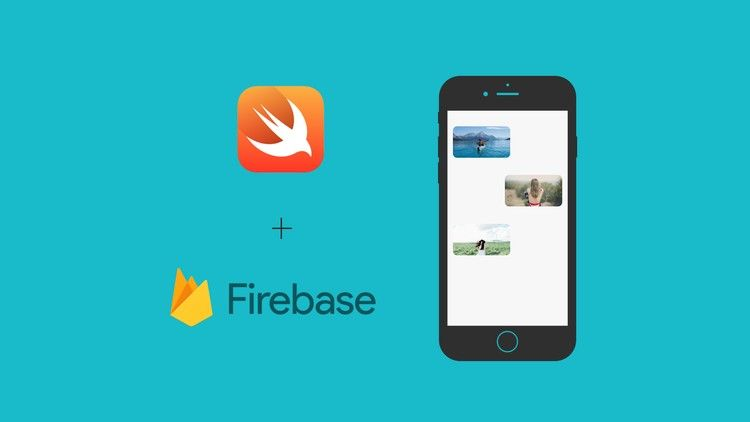 Professional iOS Chat App with Social Login using Firebase