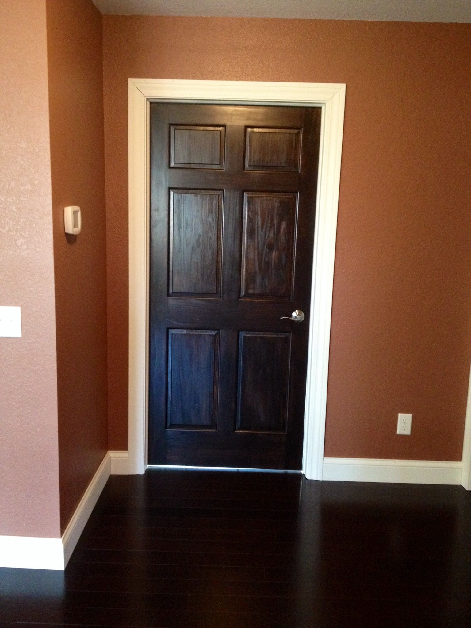 Pin By Jaime Stiriz Rupp On Our Home Projects Stained Doors Door Design Interior Wood Doors Interior
